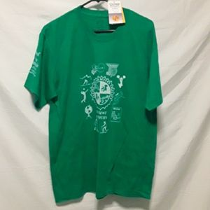 Student Activities Short Sleeve Tee Size Large